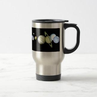 Solar System Travel Mug Astronomy Science gift
