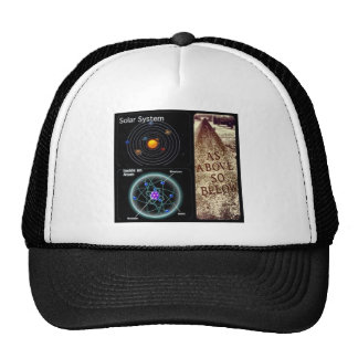 Solar System tshirt Trucker Hat