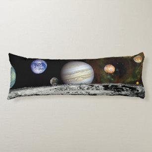 Mars Bed Body Pillows Zazzle