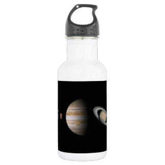 Solar System Water Bottle 18oz Water Bottle