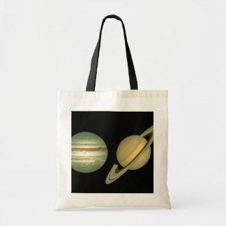 Solar Sytem ~ Long View Canvas Bags