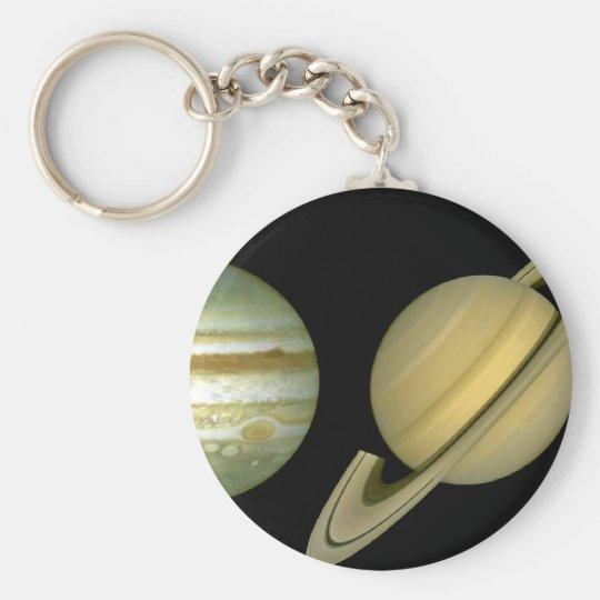 Solar Sytem ~ Long View Keychain