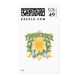 Solar Tennessee Stamp