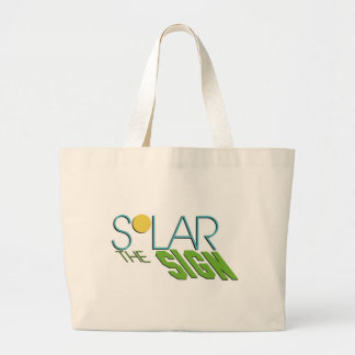 Solar the Sign Bag