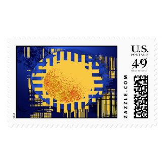 Solar Timbre Postal