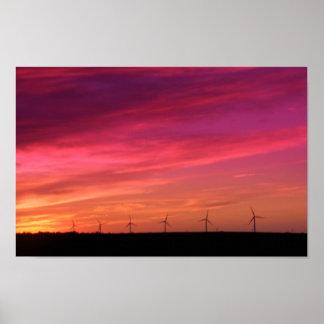Solar Turbines Poster