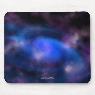 Solar Twister Mouse Pad