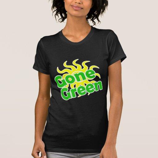 solar verde ida camisetas