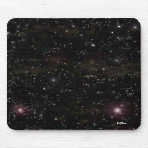 Solar View 26 Mouse Pad