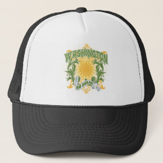 Solar Washington Trucker Hat