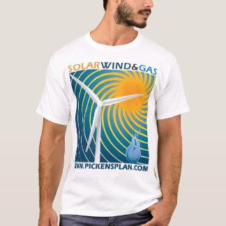 Solar Wind & Gas - Mens Tshirt