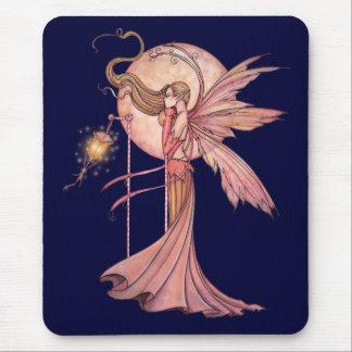 Solara Fairy of the Sun Fantasy Art Mouse Pad