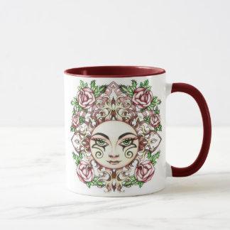 Solara Rose Coffe Mug