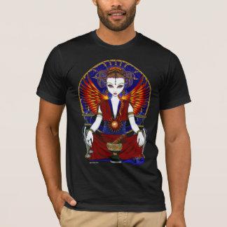"""""""Solara"""" Sun Goddess Fire Angel Shirt"""