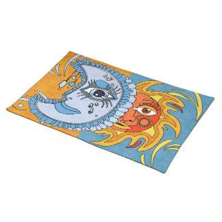 SolarEclipse Cloth Placemat