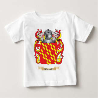 Solari Coat of Arms (Family Crest) Tee Shirts