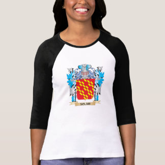 Solari Coat of Arms - Family Crest Tee Shirt
