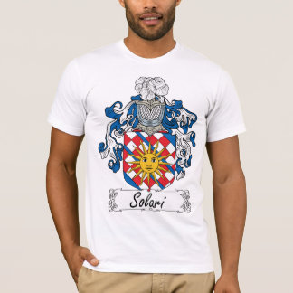 Solari Family Crest T-Shirt