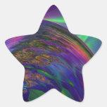 Solaris Star Sticker