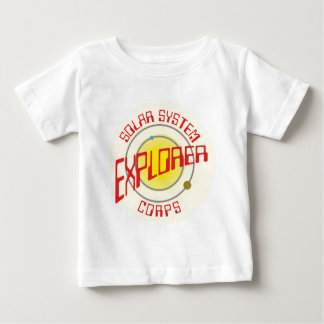 Solarly system Explorer Corps Baby T-Shirt