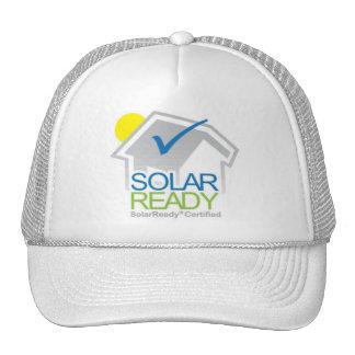 SolarReady® certificó el gorra