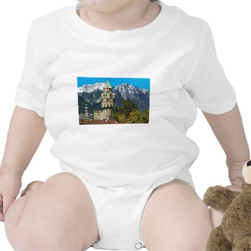 Solbad Pasillo, el Tyrol, Austria Camiseta