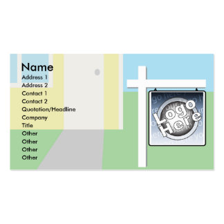 Sold - Business Double-Sided Standard Business Cards (Pack Of 100)