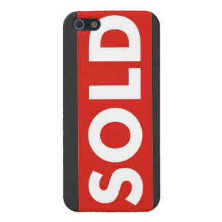 Sold iPhone SE/5/5s Cover