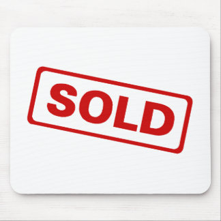 Sold Mouse Pad