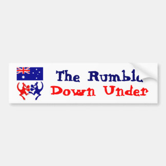 Sold Out! Bumper Sticker