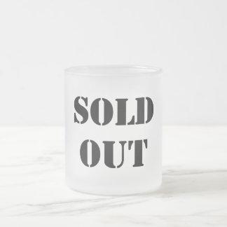 Sold Out Coffee Mug