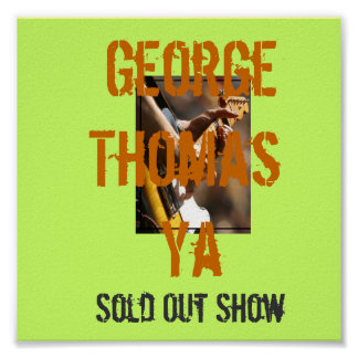Sold Out Show Poster