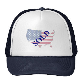 Sold Out Trucker Hat