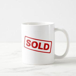 Sold Sign Coffee Mug