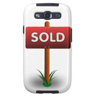 Sold_Vector_Clipart Galaxy SIII Fundas