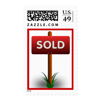 Sold_Vector_Clipart Postage