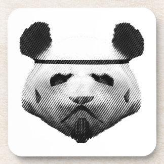 Soldado de caballería de la panda posavaso