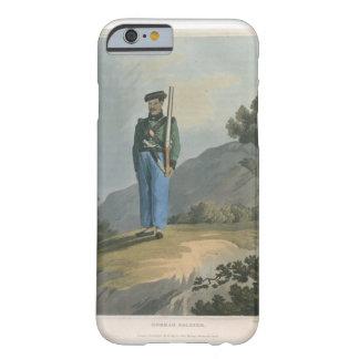Soldado de Gorkah, del 'diario de una ruta a Funda Barely There iPhone 6