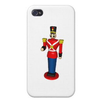 Soldado de juguete iPhone 4/4S funda