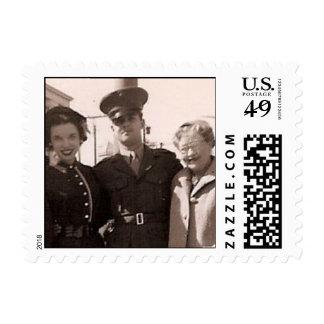 soldado de los infantes de marina de los años 50 envio