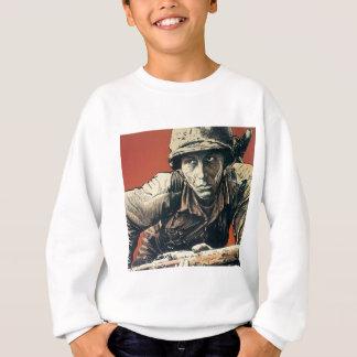 Soldado de WWII Sudadera