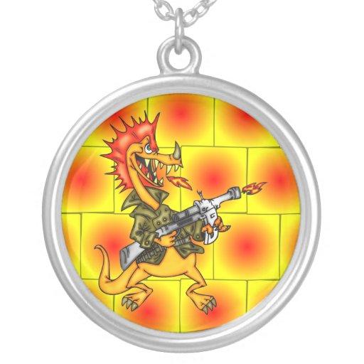 Soldado del dragón grimpolas