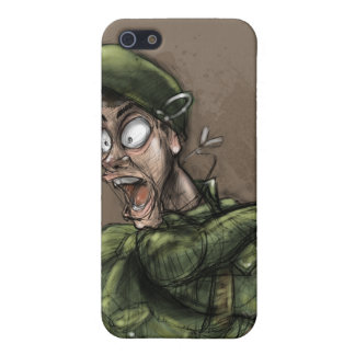 Soldado iPhone 5 Fundas
