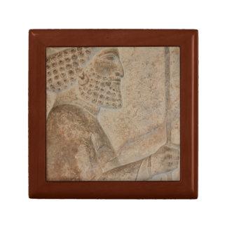 Soldado persa Giftbox Caja De Recuerdo
