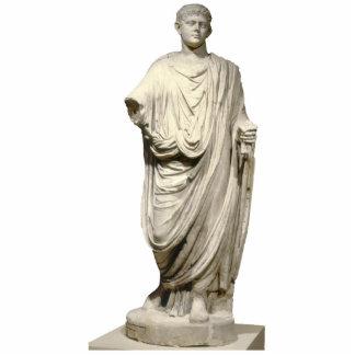 Soldado romano esculturas fotograficas