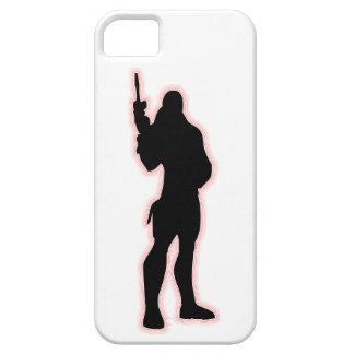 Soldado soldier iPhone 5 Case-Mate carcasa