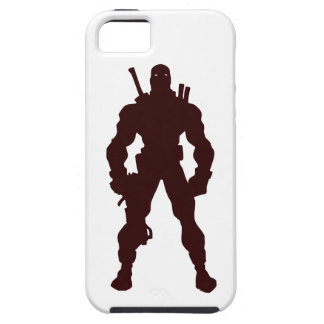 Soldado soldier iPhone 5 protectores