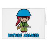 Soldado Tarjeta