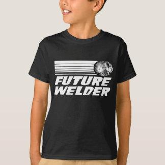 Soldador futuro playera