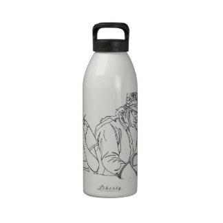 Soldadores - ayer y hoy botellas de agua reutilizables